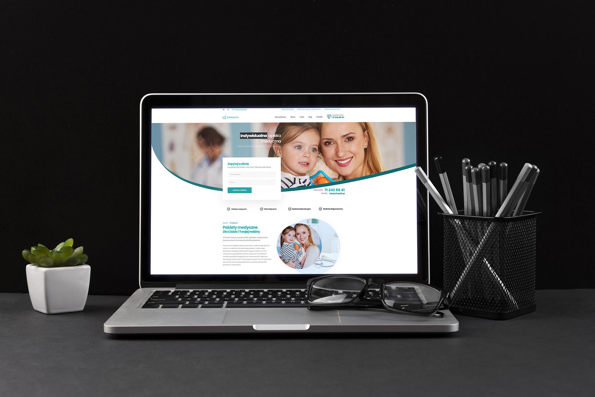 S7HEALTH Website